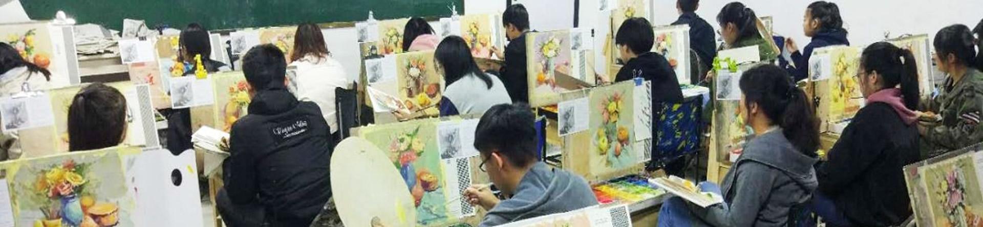 郑州凯艺阁画室
