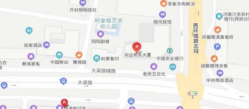 郑州优路教育开封分校校区地址