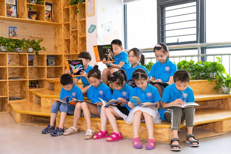 报名优斯国际少儿英语想知道教学环境怎么样