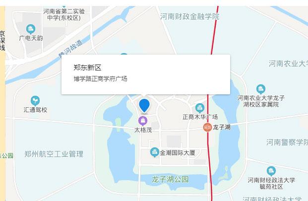 郑州文坛郑东新区校区