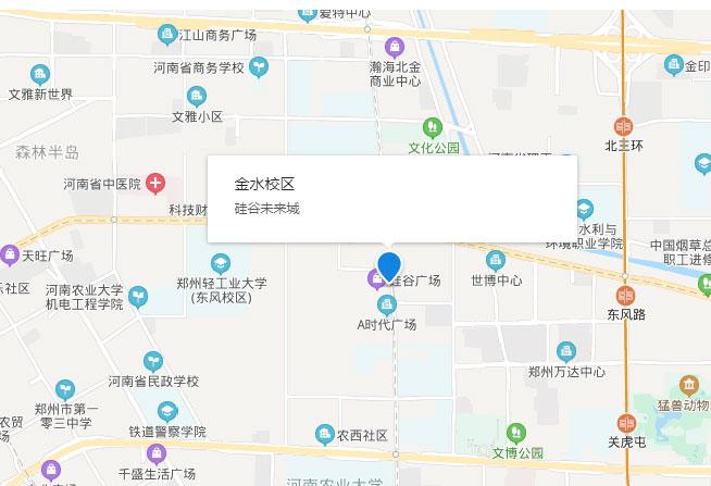 郑州眼巴巴教育金水校区