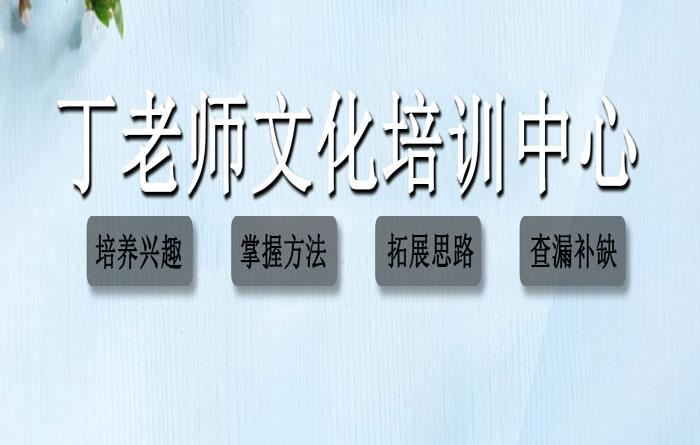 郑州市丁老师文化培训中心师资