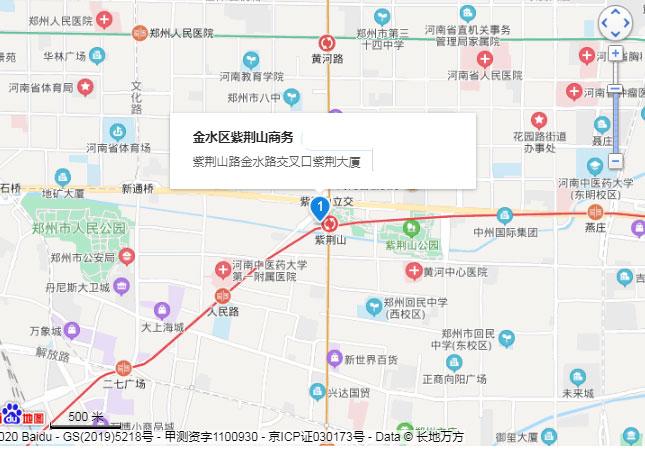 郑州卓途教育紫荆山校区