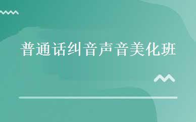 上海汉语哪家好,多少钱_普通话纠音声音美化班 _上海泽衡教育